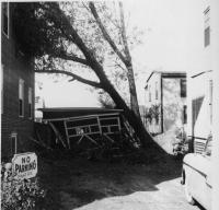 1954 Hurricane, Old Orchard Beach, 1954