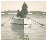 Myers Lifeboat, Lubec, ca. 1905