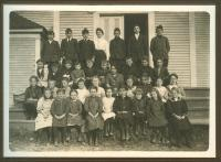 Ridge School, Lubec, ca. 1912