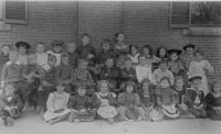 Miss Eva Thompson's Class, Sweetser School, ca. 1913
