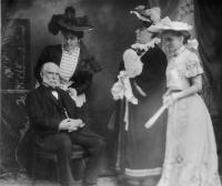 Mock Trial, Saco, January 17, 1906