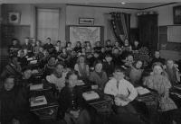 Bonython School Class, Saco, ca. 1910