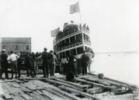 The steamer Pilgrim, Biddeford Pool, 1912