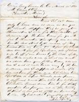 John Bailey to Edward E. O'Brien, Thomaston, 1861