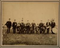 Second Band, Lubec, 1887