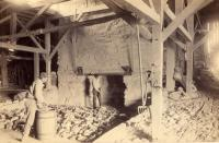 Creighton Kiln Base, Thomaston, 1900