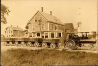 J. A. Creighton Store, Knox Street, Thomaston, ca. 1910