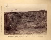 Lime Quarry, Thomaston, ca. 1870