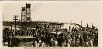 Opening of Carlton Bridge, Bath, Nov. 15, 1927
