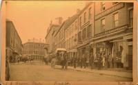 Merchants' Row, Bath, ca. 1883