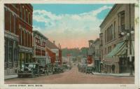 Center Street, Bath, ca. 1925