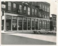 First National Bank, Centre Street , Bath, ca. 1956