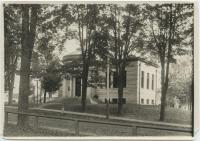 Farmington Public Library, 1916