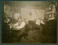 Sardine Packing Co., Lubec, 1911