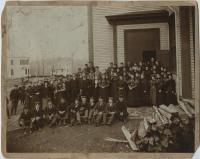 Farmington High School Students, 1897
