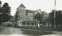 Douglas Hill Inn, Sebago, 1922