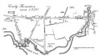 Early Thomaston, Maine  c 1820