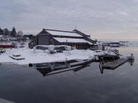 Lyman Morse Boatbuilding Co., Thomaston, Maine 2008