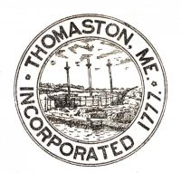 Town Seal, Thomaston, Maine