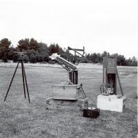 1780 Solar Eclispe Instruments, Islesboro, 1980