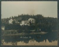 Houses, Lubec, ca. 1906