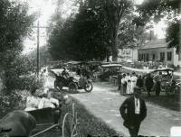 Dorcas Society Fair, Hollis, 1911