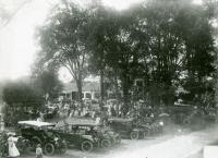 Dorcas Society Fair, Hollis, 1913