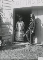 Actors, Charles Dickens Cosmorama, Saco, 1912