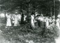 Dorcas Fair, Appalachian Club, Buxton, 1912