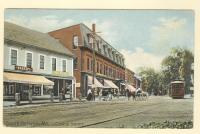 South Berwick Central Square, ca. 1910