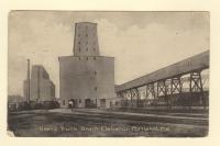 Grand Trunk Grain Elevator, Portland, ca. 1908