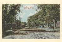 Pleasant Street, South Paris, ca. 1913