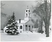 First Baptist Church, Paris Hill, ca. 1990