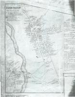 1860 Map of Farmington