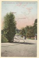 The Gateway at the Cape Casino, Cape Elizabeth, ca. 1912