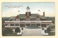 Riverton Casino, showing Bathing Beach, Portland, ca. 1912