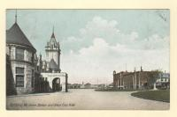 Union Station and West End Hotel, Portland, ca. 1910
