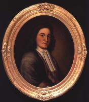 Portrait of Sir William Phipps, ca. 1691