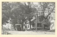Trolley #10, Rockport, ca. 1915