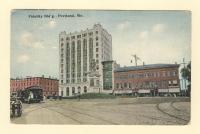 Fidelity Building, Portland, ca. 1910
