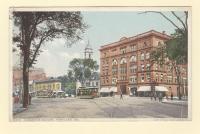 Congress Square, Portland, ca. 1918