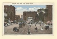 Congress Street, from High, Portland, ca. 1910