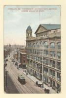 Portland, Congress Street, looking East, showing Baxter Block on right, ca. 1910