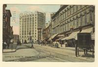 Looking up Middle St., showing Fidelity Building, Portland, ca. 1911