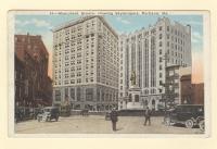 Monument Square, Portland, 1924