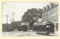 Rockland, Thomaston and Camden Street Railway, Rockland, ca. 1910