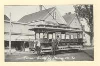 Somerset Traction Co., Madison, ca. 1930