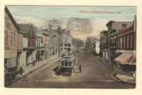 Madison Avenue, Skowhegan, ca. 1917