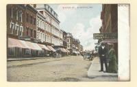 Water St., Augusta, ca. 1906