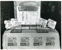 Grandma's Pantry Civil Defense display, ca. 1957